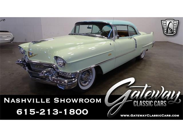 1956 Cadillac Coupe DeVille (CC-1450962) for sale in O'Fallon, Illinois