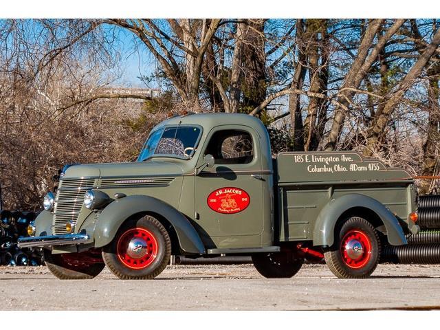 1937 International Harvester (CC-1459622) for sale in St. Louis, Missouri
