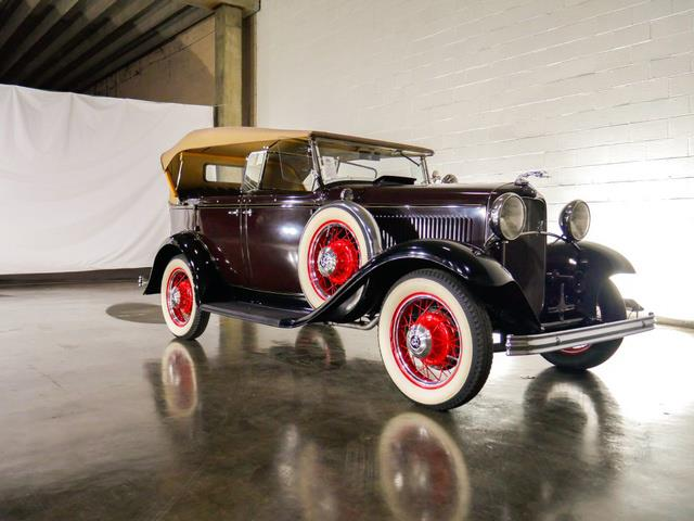 1932 Ford Custom (CC-1459627) for sale in Jackson, Mississippi