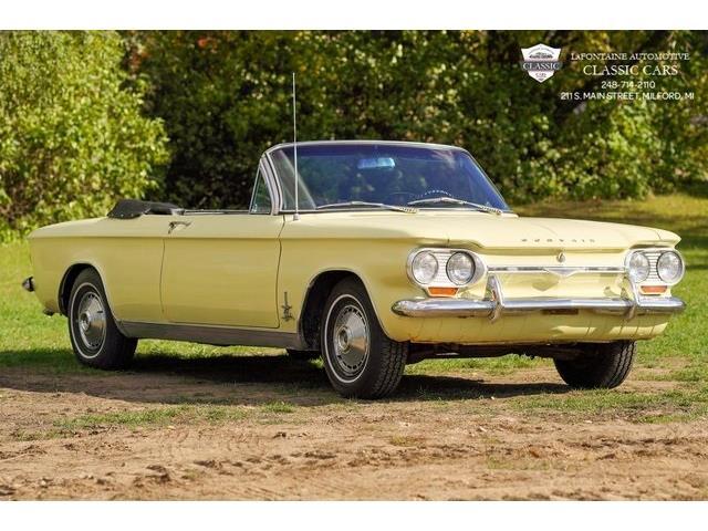 1964 Chevrolet Monza (CC-1459629) for sale in Milford, Michigan