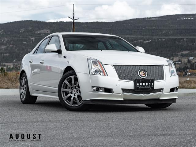 2013 Cadillac CTS (CC-1459633) for sale in Kelowna, British Columbia