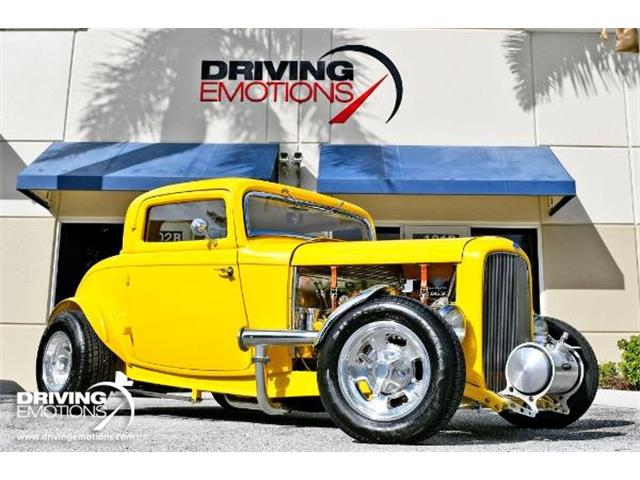 1932 Ford 3-Window Coupe (CC-1459634) for sale in West Palm Beach, Florida
