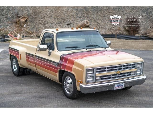 1987 Chevrolet C30 (CC-1459644) for sale in Milford, Michigan