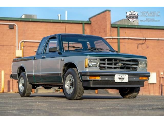 1989 Chevrolet S10 (CC-1459646) for sale in Milford, Michigan
