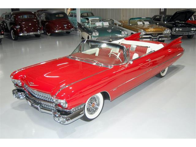 1959 Cadillac Series 62 (CC-1459657) for sale in Rogers, Minnesota