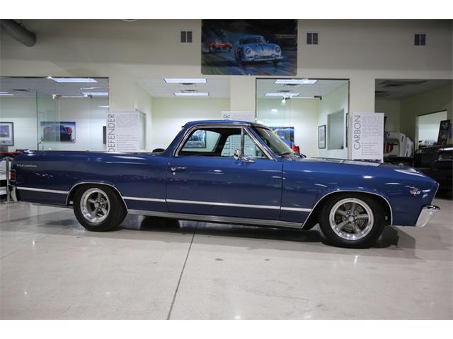 1967 Chevrolet El Camino (CC-1459664) for sale in Chatsworth, California