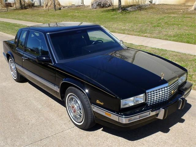 1989 Cadillac Eldorado (CC-1459670) for sale in Arlington, Texas
