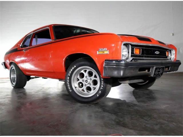 1974 Chevrolet Nova (CC-1459672) for sale in Arlington, Texas