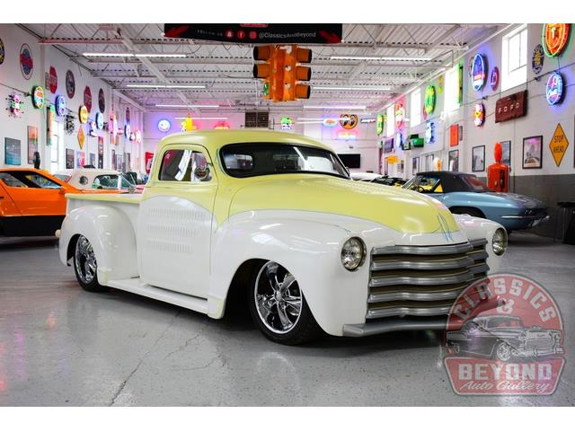 1950 Chevrolet 3100 (CC-1459691) for sale in Wayne, Michigan