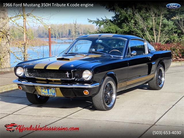 1966 Ford Mustang (CC-1459706) for sale in Gladstone, Oregon