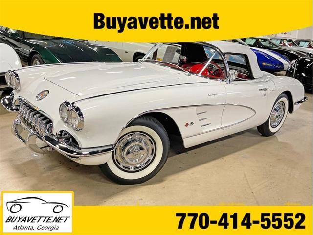 1959 Chevrolet Corvette (CC-1459711) for sale in Atlanta, Georgia