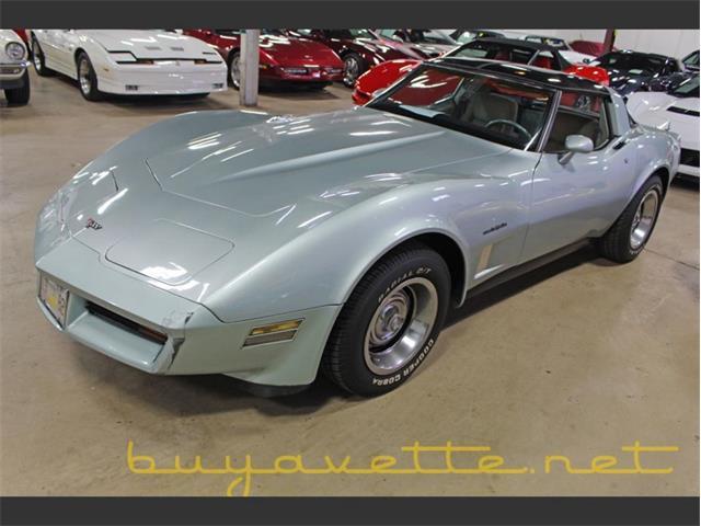 1982 Chevrolet Corvette (CC-1459712) for sale in Atlanta, Georgia
