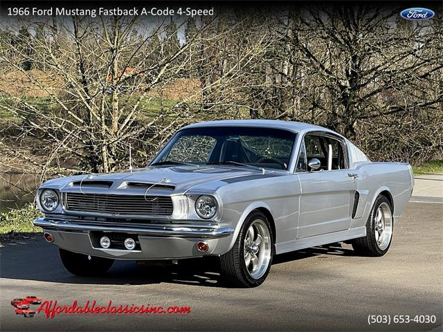 1966 Ford Mustang (CC-1459717) for sale in Gladstone, Oregon