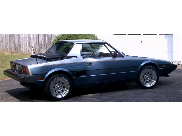 1986 Fiat Bertone (CC-1459722) for sale in Hyannis, Massachusetts