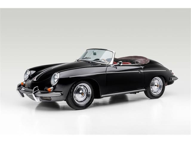 1961 Porsche 356B (CC-1459733) for sale in Costa Mesa, California