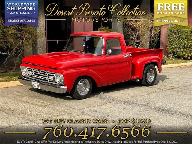 1964 Ford F100 (CC-1459759) for sale in Palm Desert , California