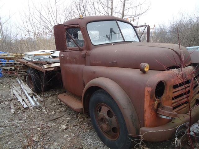 1952 Dodge Dump Truck (CC-1459774) for sale in Jackson, Michigan