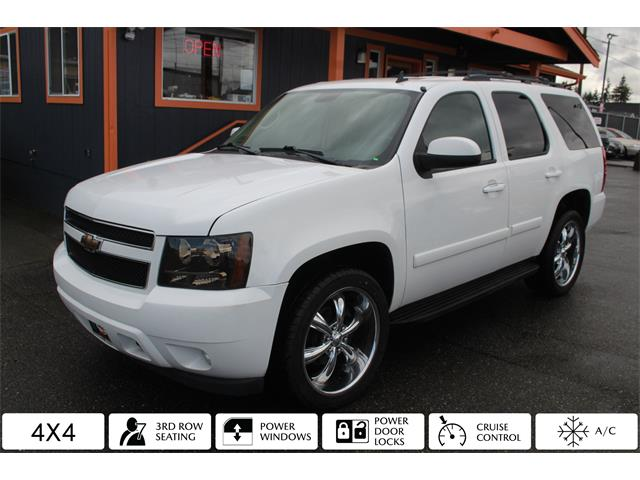 2009 Chevrolet Tahoe (CC-1459780) for sale in Tacoma, Washington
