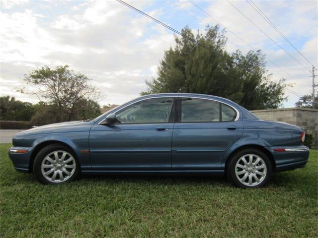 2002 Jaguar X-Type (CC-1459793) for sale in Delray Beach, Florida