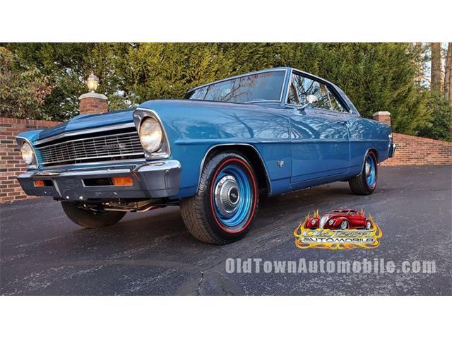 1966 Chevrolet Nova (CC-1459797) for sale in Huntingtown, Maryland