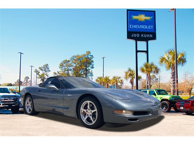 2003 Chevrolet Corvette (CC-1459807) for sale in Little River, South Carolina