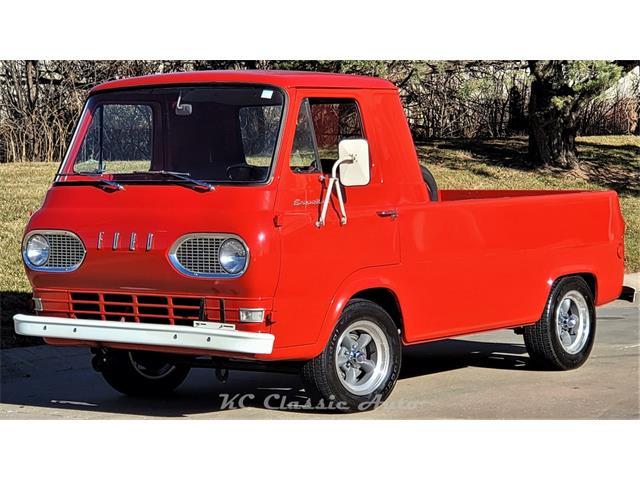 1961 Ford Econoline (CC-1459810) for sale in Lenexa, Kansas