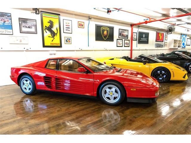 1991 Ferrari Testarossa (CC-1459815) for sale in Bridgeport, Connecticut