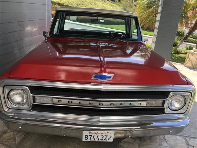 1970 Chevrolet C10 (CC-1459826) for sale in Mission Viejo, California