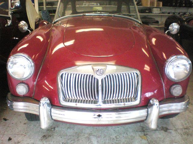 1962 MG MGA MK II (CC-1459827) for sale in rye, New Hampshire