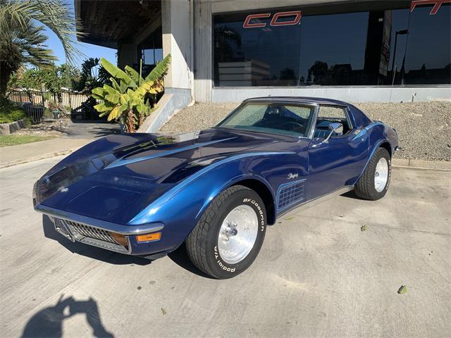 1972 Chevrolet Corvette (CC-1459835) for sale in Anaheim, California