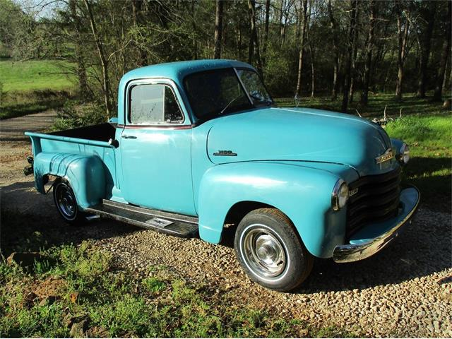 1952 Chevrolet 3100 (CC-1459841) for sale in Rusk, Texas
