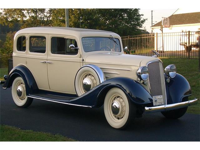 1934 Chevrolet Master Deluxe (CC-1459843) for sale in ABINGDON, Virginia