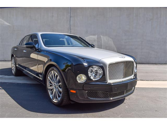 2013 Bentley Mulsanne S (CC-1459851) for sale in Costa Mesa, California
