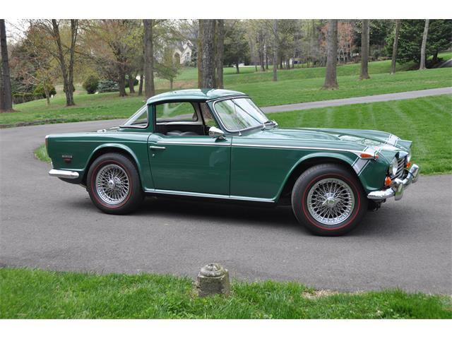 1968 Triumph TR250 (CC-1459853) for sale in Greenbelt, Maryland