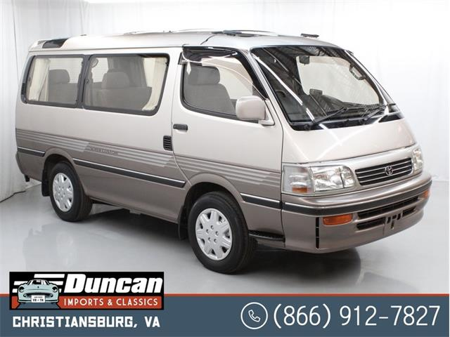1994 Toyota Hiace (CC-1459854) for sale in Christiansburg, Virginia