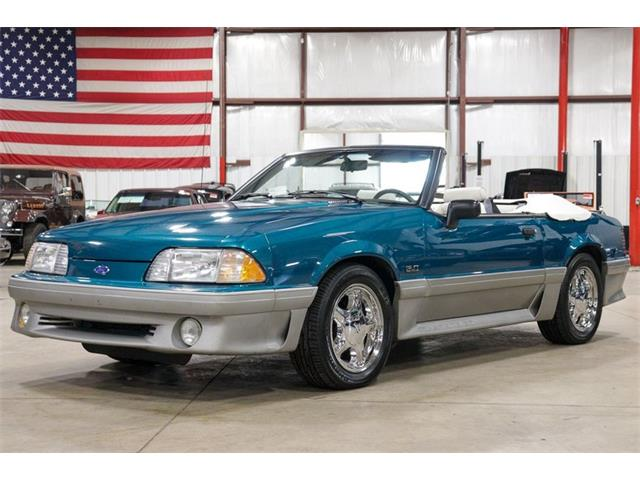 1993 Ford Mustang (CC-1459860) for sale in Kentwood, Michigan