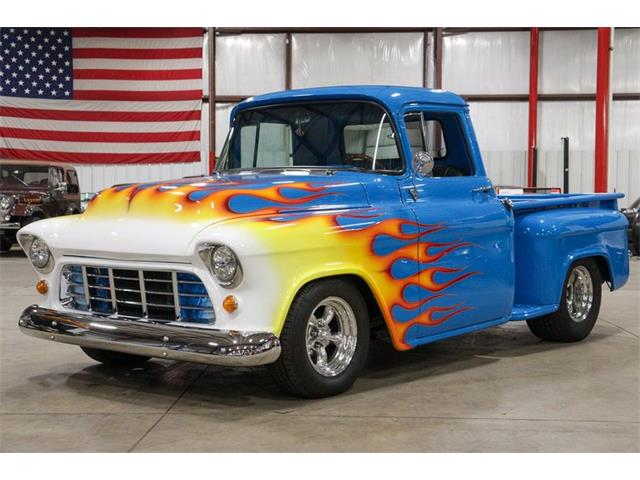 1955 Chevrolet 3100 (CC-1459861) for sale in Kentwood, Michigan