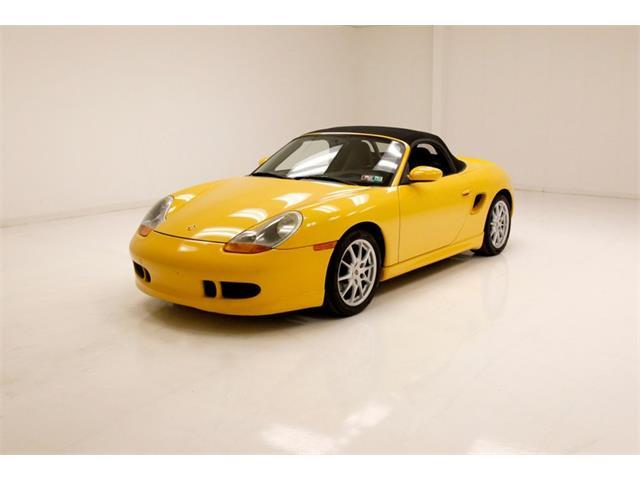2002 Porsche Boxster (CC-1459866) for sale in Morgantown, Pennsylvania