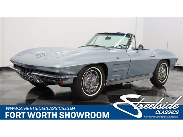 1963 Chevrolet Corvette (CC-1459872) for sale in Ft Worth, Texas