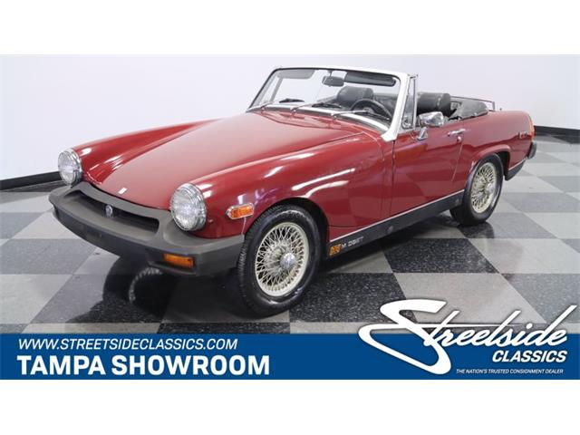 1976 MG Midget (CC-1459881) for sale in Lutz, Florida