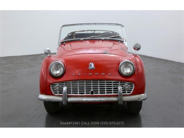 1960 Triumph TR3 (CC-1459886) for sale in Beverly Hills, California