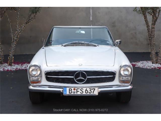 1967 Mercedes-Benz 250SL (CC-1459890) for sale in Beverly Hills, California