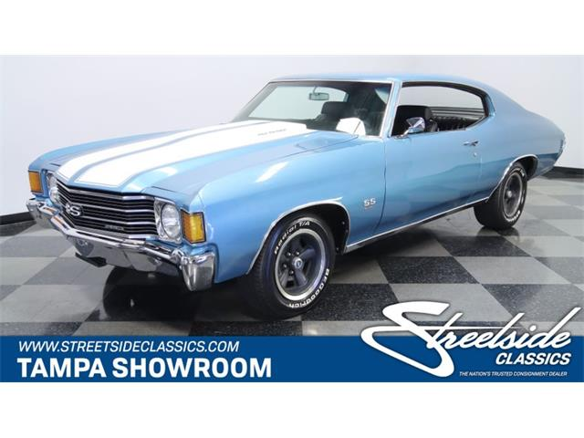 1972 Chevrolet Chevelle (CC-1459891) for sale in Lutz, Florida