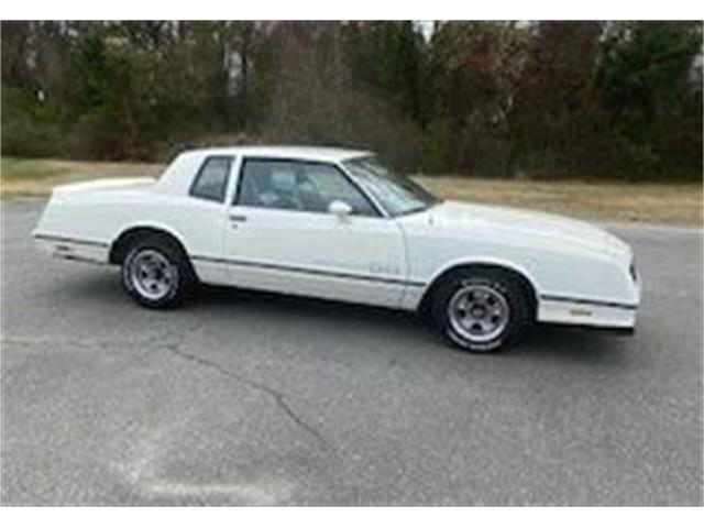 1984 Chevrolet Monte Carlo (CC-1459912) for sale in Greensboro, North Carolina