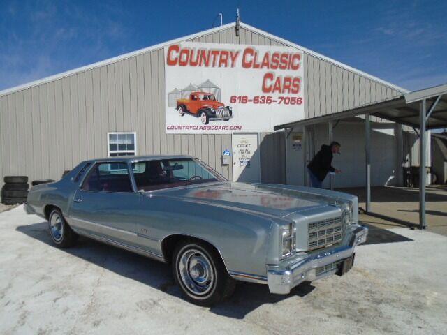 1977 Chevrolet Monte Carlo (CC-1459924) for sale in Staunton, Illinois