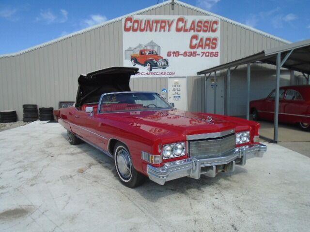 1974 Cadillac Eldorado (CC-1459927) for sale in Staunton, Illinois