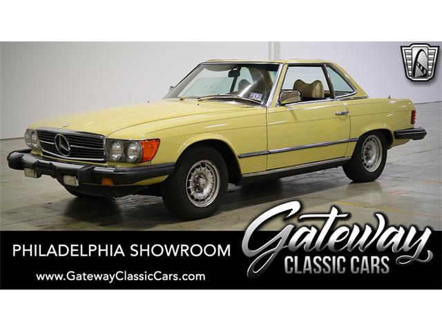 1977 Mercedes-Benz 450SL (CC-1450993) for sale in O'Fallon, Illinois