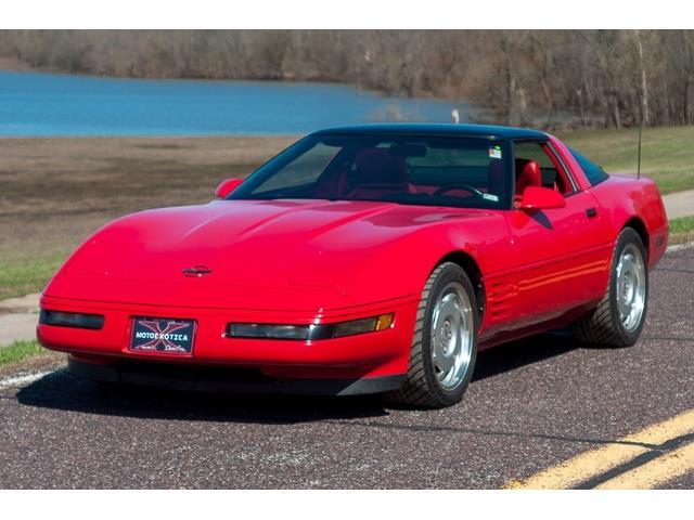 1992 Chevrolet Corvette (CC-1459931) for sale in St. Louis, Missouri