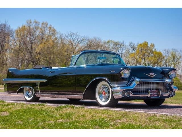 1957 Cadillac Series 62 (CC-1459932) for sale in St. Louis, Missouri