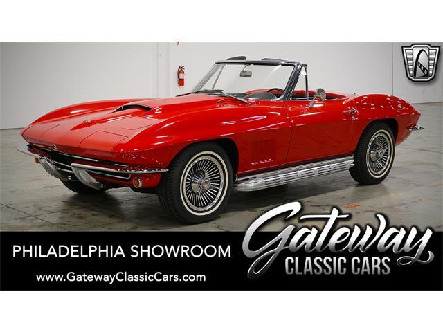 1967 Chevrolet Corvette (CC-1450994) for sale in O'Fallon, Illinois